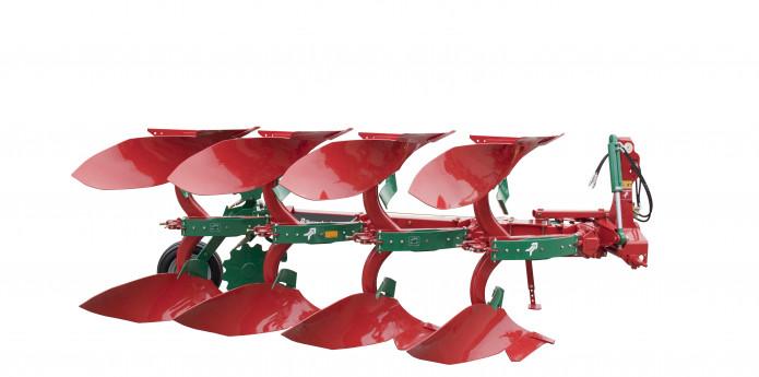 150 S modelio plūgai