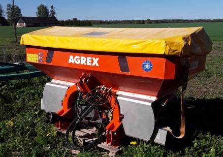 Agrex XDI naudota trąšų barstomoji