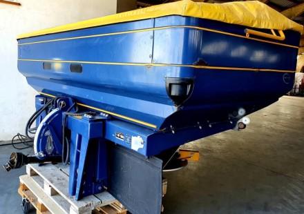Bogballe M2Wplus naudota trąšų barstomoji