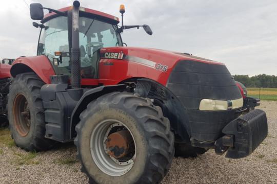 Case IH Magnum 315 naudotas traktorius