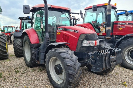 CASE IH MAXXUM 140 naudotas traktorius