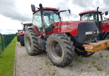 CASE IH MX 220 naudotas traktorius