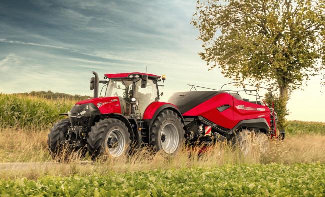 Case IH Optum  CVX serija 250 - 300 AG