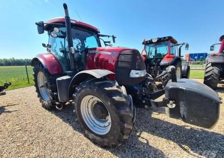CASE IH PUMA 160 CVX naudotas traktorius