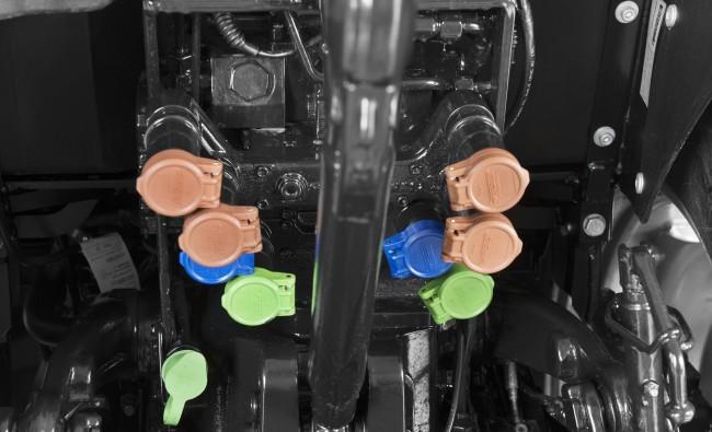 Case IH Quantum V/N/F/CL serija 75 - 107 AG