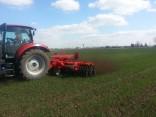 AEROSTAR ROTATION - tinkamiausias pasirinkimas purenti viršutinį dirvos sluoksnį pavasarį!