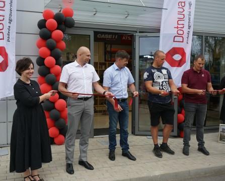 """""""Dotnuva Baltic"""" atidarė filialą Utenoje"""