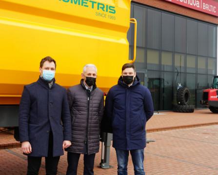 """""""Dotnuva Baltic"""" įgijo išskirtinį """"Laumetrio"""" atstovavimą Lietuvoje ir Estijoje"""