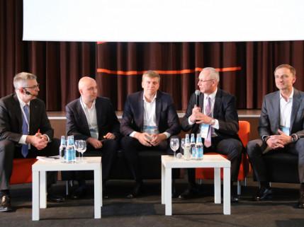 Diskusija apie žemės ūkio ateitį tarp mokslo, verslo bei politikos lyderių