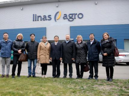 Lietuvos grūdų augintojams veriasi viena stambiausių pasaulio rinkų – Kinija