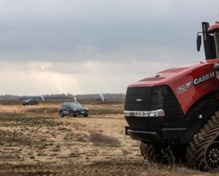 """Dalyvavome Profi Lietuva organizuotame renginyje """"Ūkininko automobilis 2020"""""""