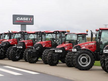 Kam palanki sausio mėnesio traktorių registravimo statistika?