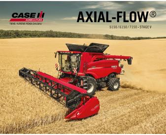 Axial - Flow 150 serija 312 - 449 AG