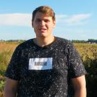 Pasvalio rajono ūkininkas Kasparas Mulevičius