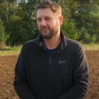Kelmės rajono ūkininkas Rolandas Tautkus