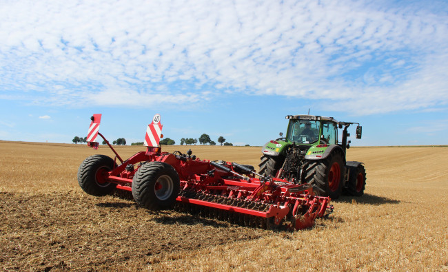 Diskiniai skutikai Kverneland Qualidisc Farmer