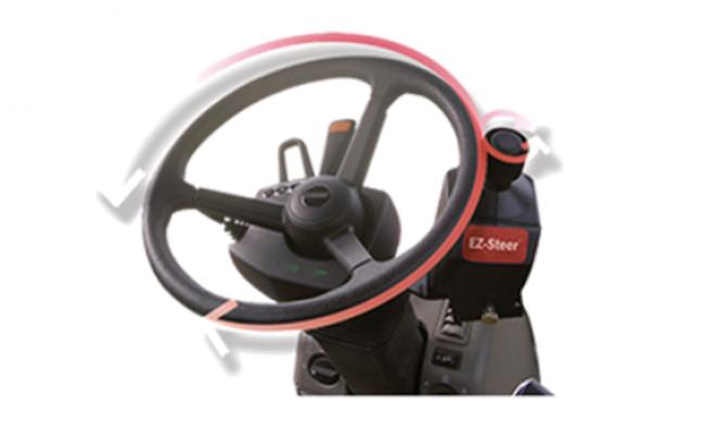 EZ Steer - pagalbinio vairavimo sistema