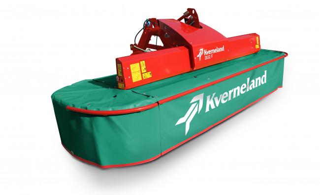 Frontalinės šienapjovės Kverneland 2828F-2832F-FS