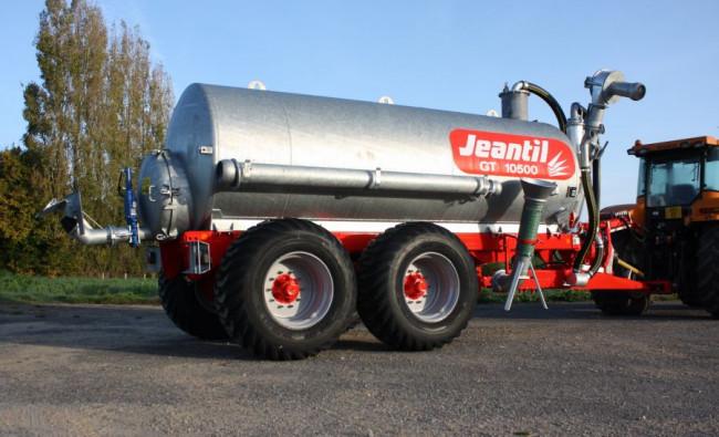 Jeantil srutvežiai GT