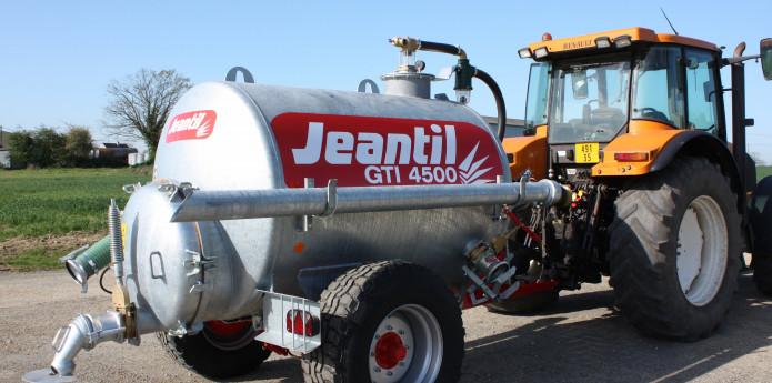 Jeantil srutvežiai GTi