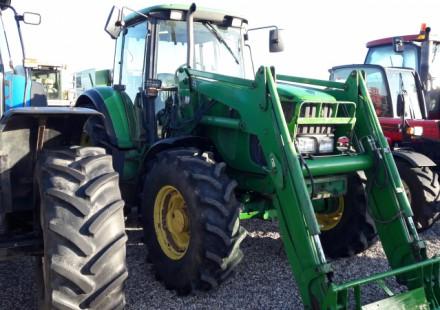 John Deere 6520 naudotas traktorius