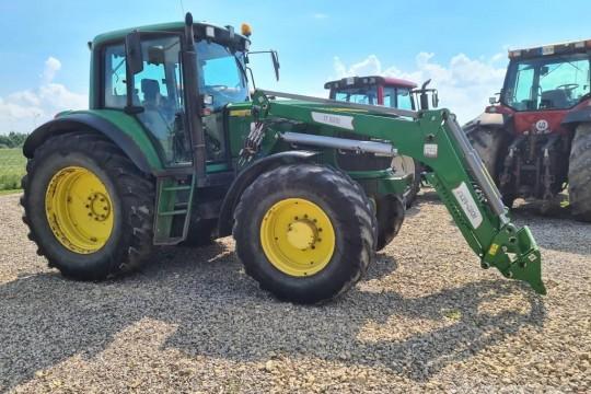 JOHN DEERE 6920 S naudotas traktorius