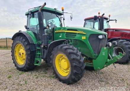 JOHN DEERE 7820 (2006) naudotas traktorius