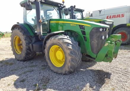 JOHN DEERE 8345 R naudotas traktorius