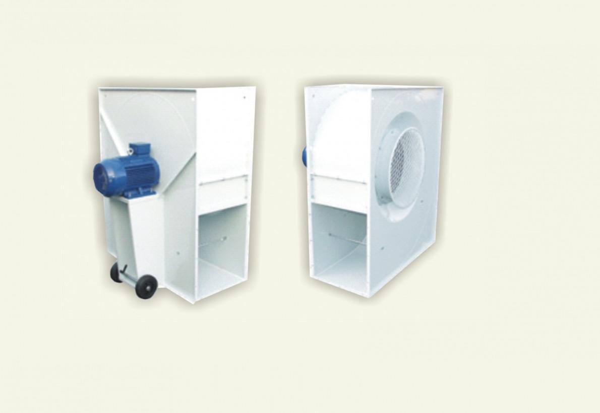 Kongskilde ventiliatoriai