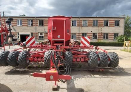 Kverneland U-Drill 6000 naudota sėjamoji