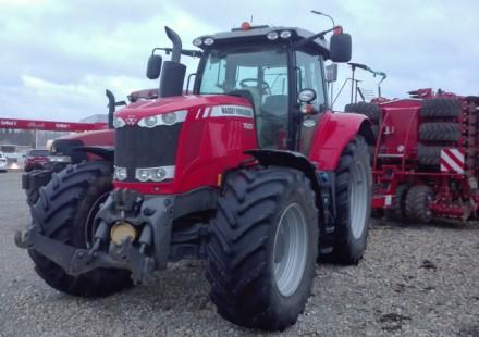 Massey Ferguson 7620 Dyna VT naudotas traktorius