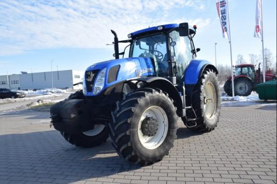 New Holland T7.260 naudotas traktorius