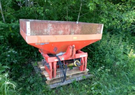 Rauch MDS 935 naudota trąšų barstomoji