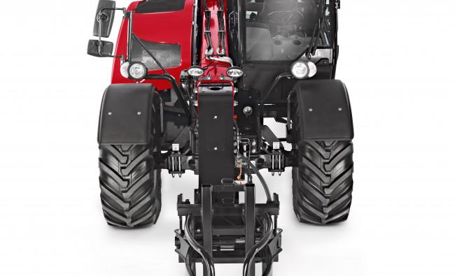 Teleskopiniai krautuvai Case IH Farmlift